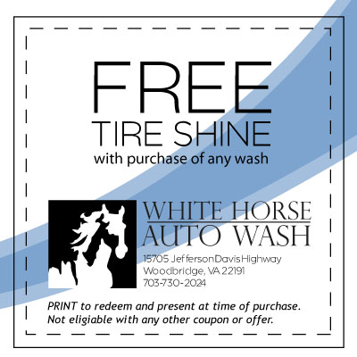 tire shine coupon